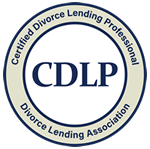 Certified Divorce Lending Professional Logo